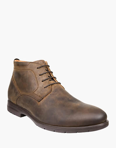 Westside Chukka  in DARK TAN for $169.00