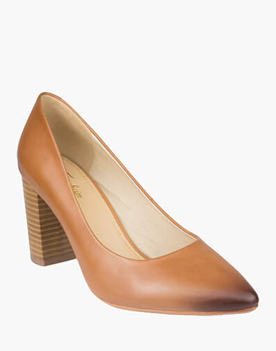 Zoey  in RICH TAN for $179.95